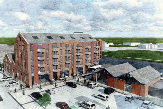 Bakers Quay plans_Gloucester